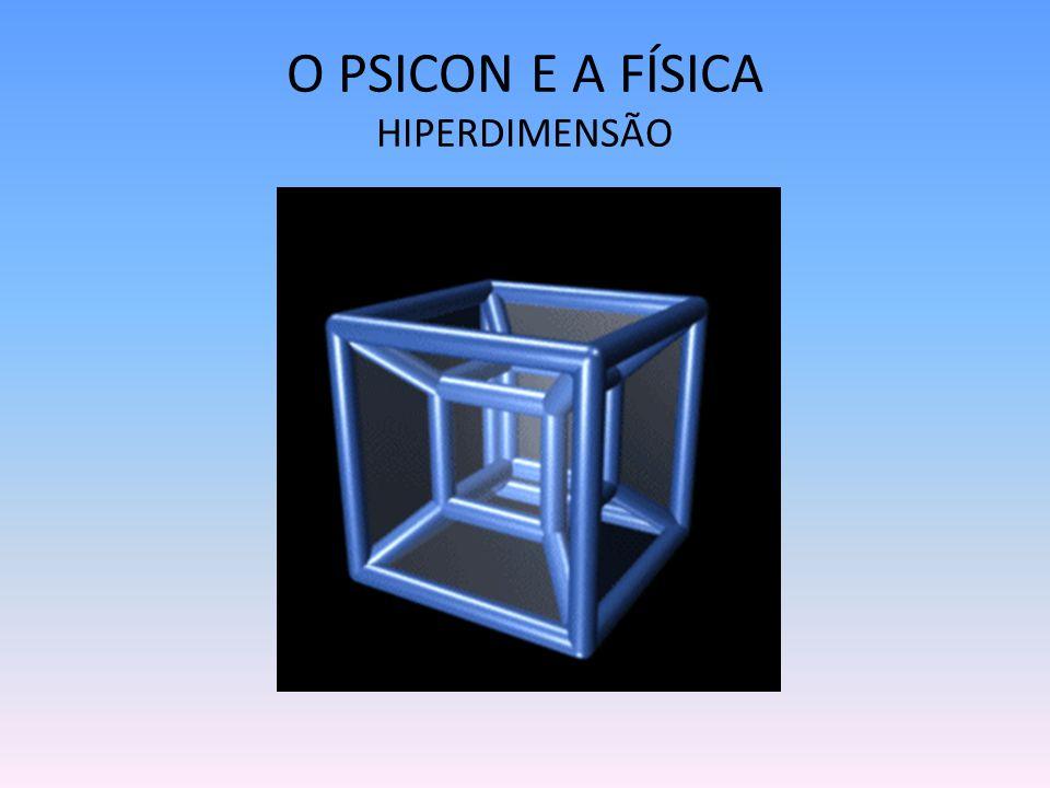 O PSICON E A FÍSICA HIPERDIMENSÃO