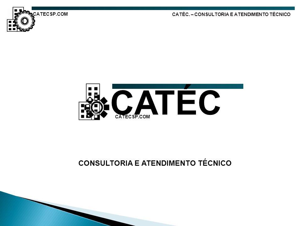 CATÉC CONSULTORIA E ATENDIMENTO TÉCNICO CATECSP.COM