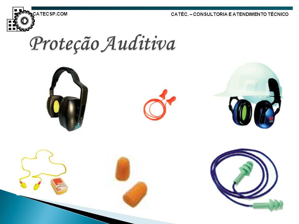 Proteção Auditiva CATECSP.COM