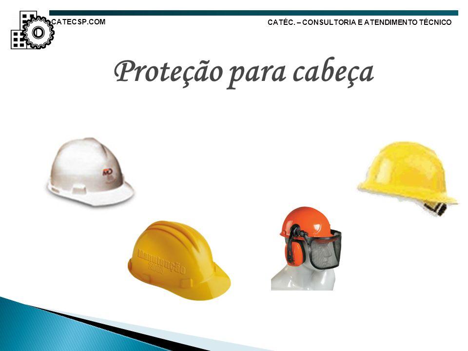 Proteção para cabeça CATECSP.COM