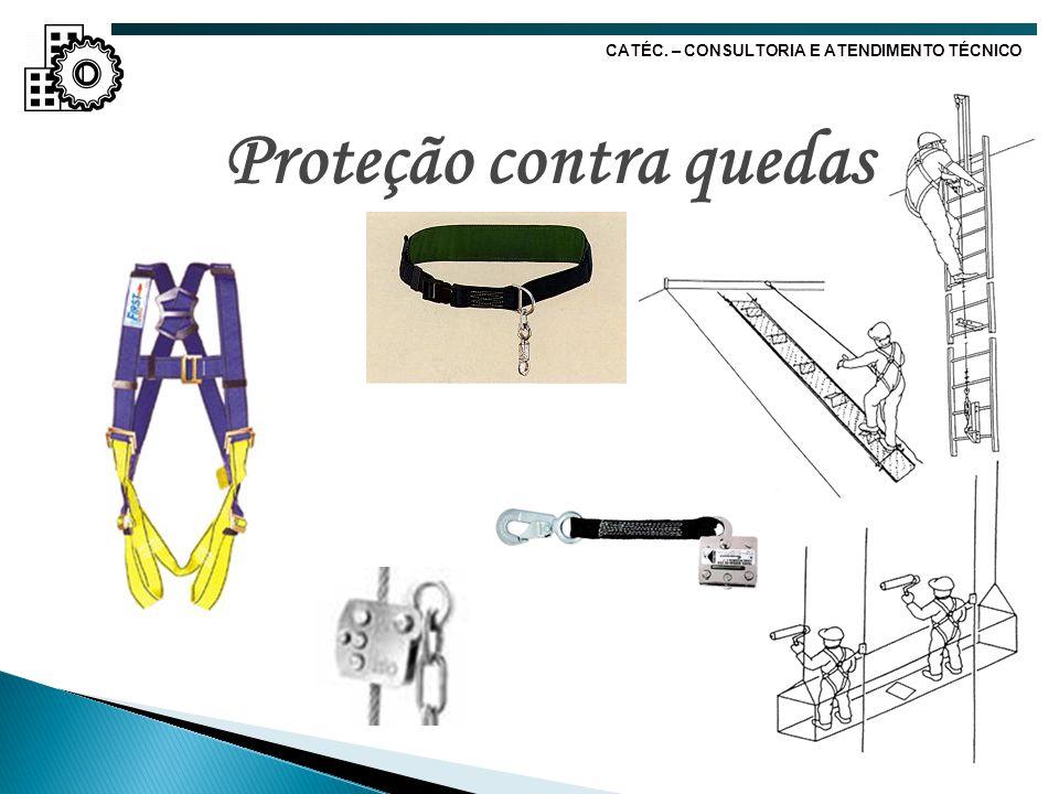 Proteção contra quedas