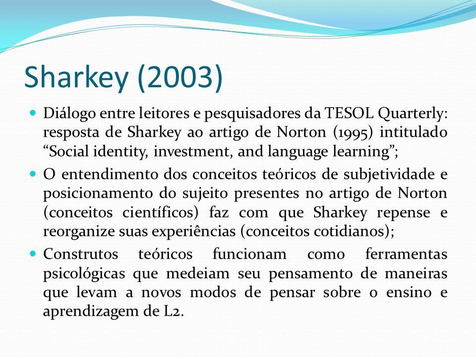Sharkey (2003)