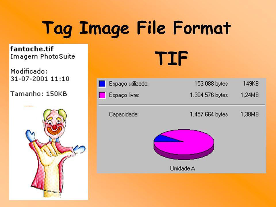 Tag Image File Format TIF