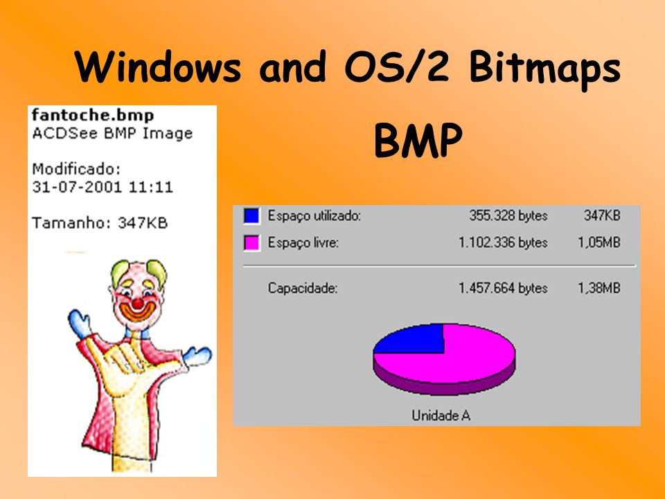 Windows and OS/2 Bitmaps