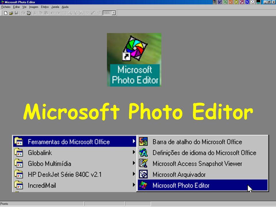 Microsoft Photo Editor