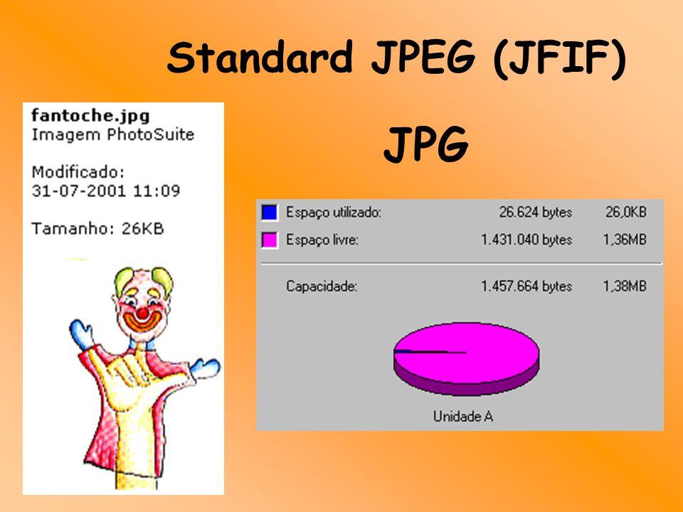 Standard JPEG (JFIF) JPG
