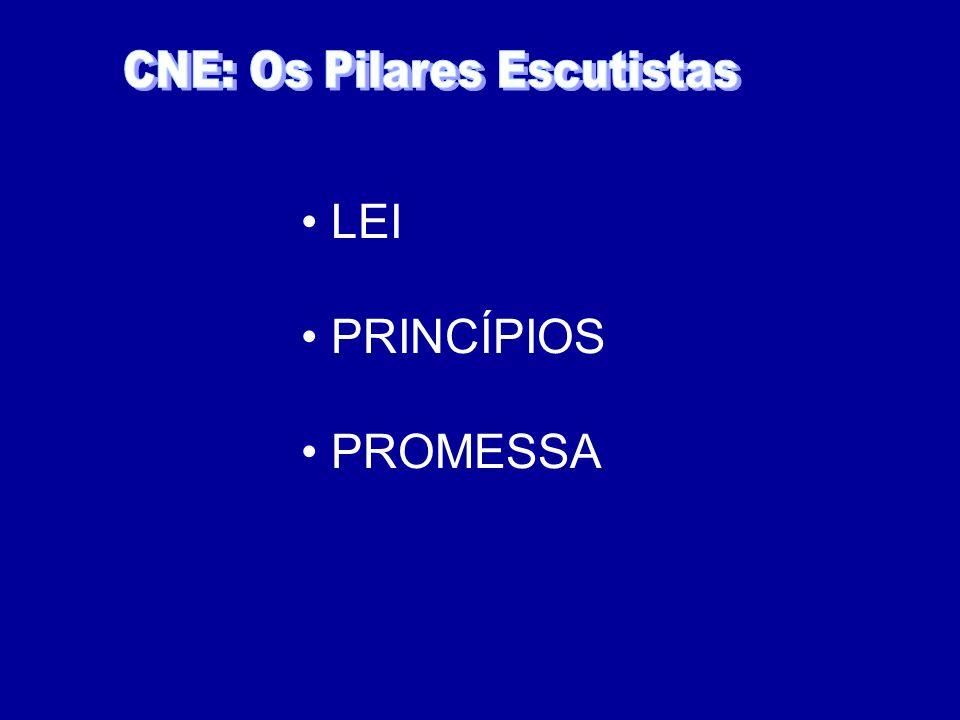 CNE: Os Pilares Escutistas