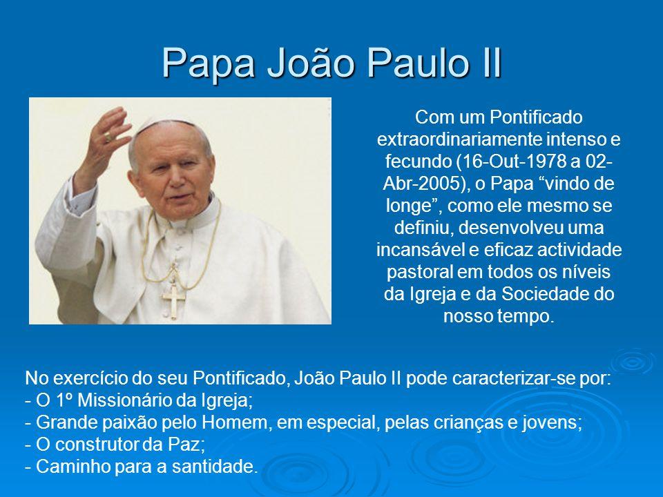Papa João Paulo II