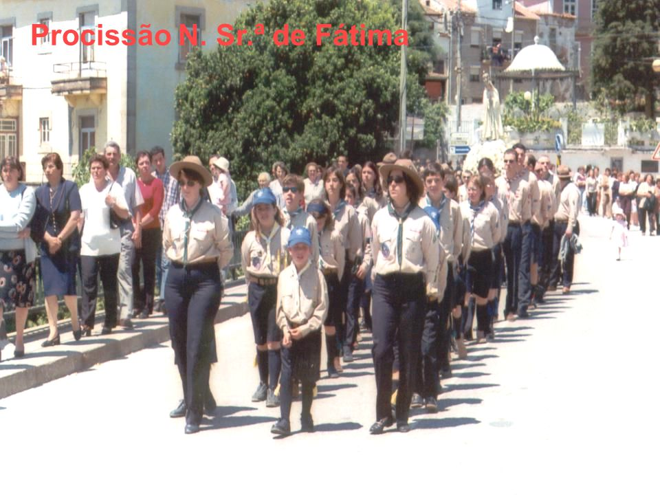 Procissão N. Sr.ª de Fátima