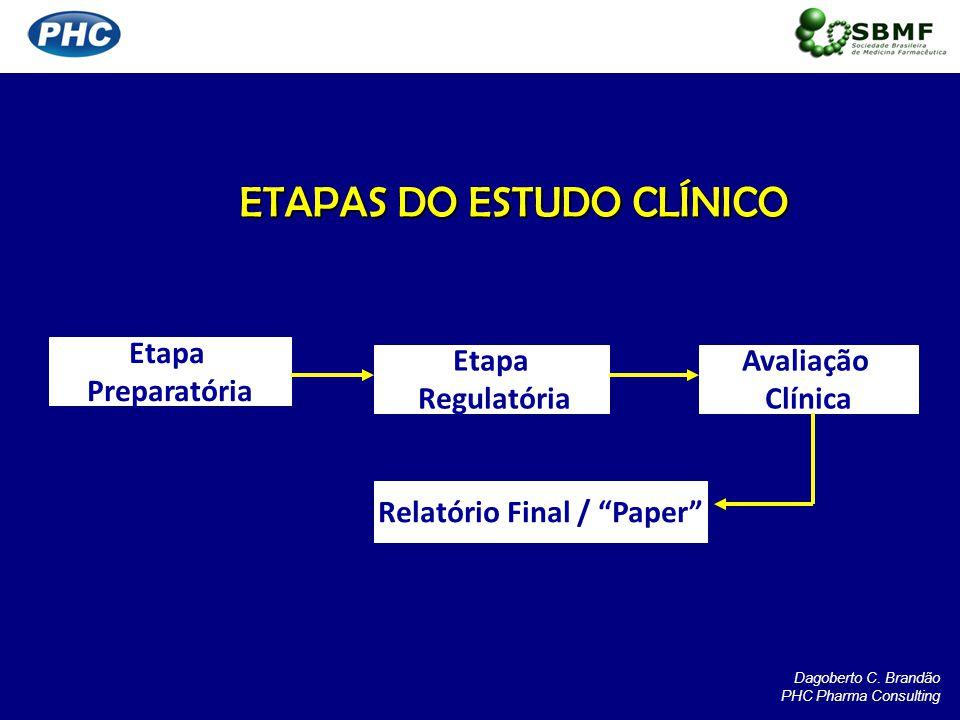 Relatório Final / Paper