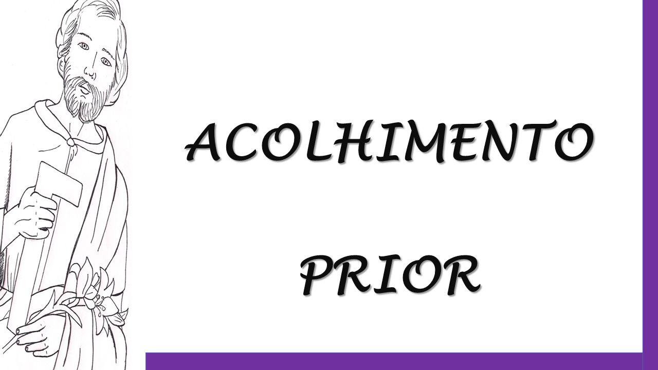 ACOLHIMENTO PRIOR