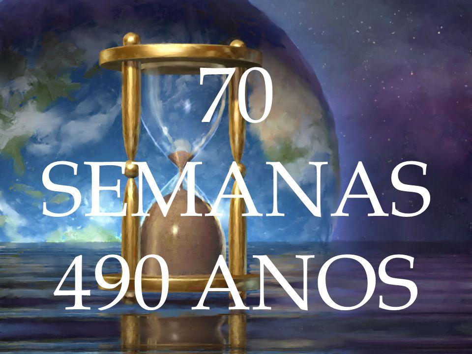 70 SEMANAS 490 ANOS