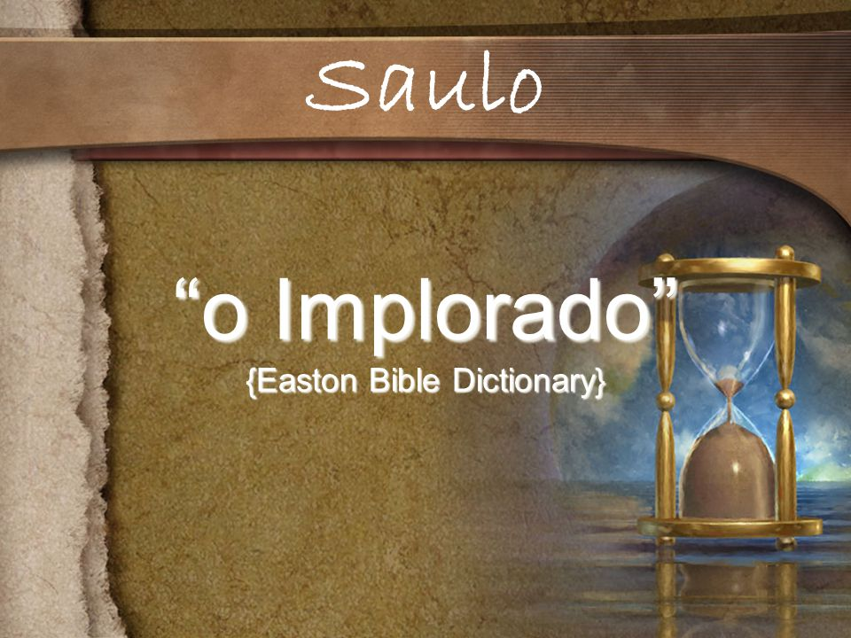 {Easton Bible Dictionary}