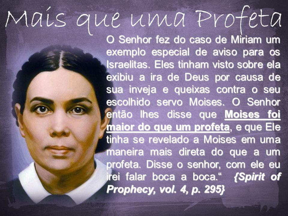 Mais que uma Profeta