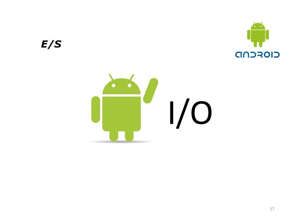 E/S I/O
