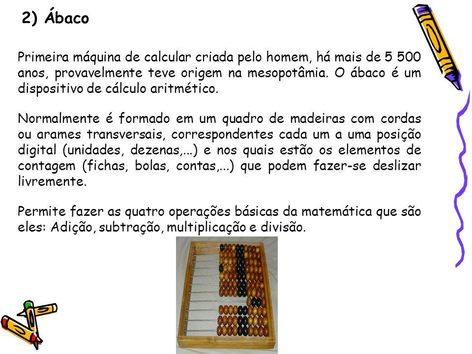 2) Ábaco