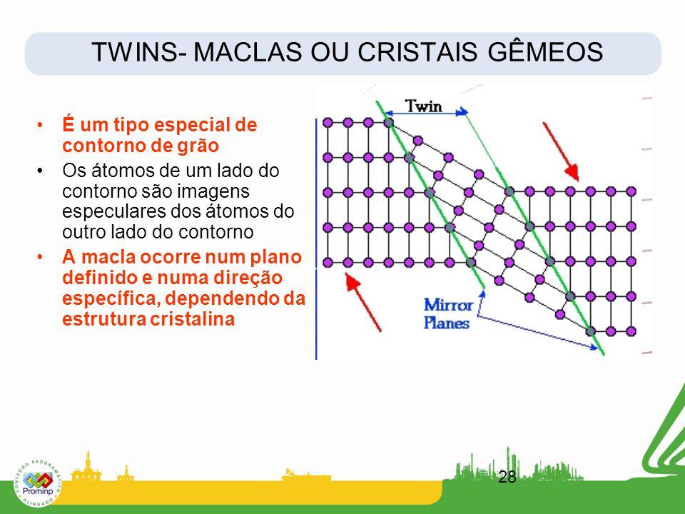 TWINS- MACLAS OU CRISTAIS GÊMEOS