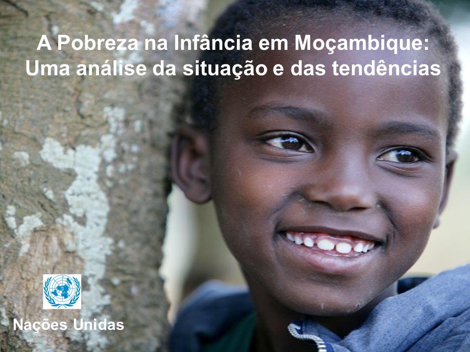 A Pobreza na Infância em Moçambique: