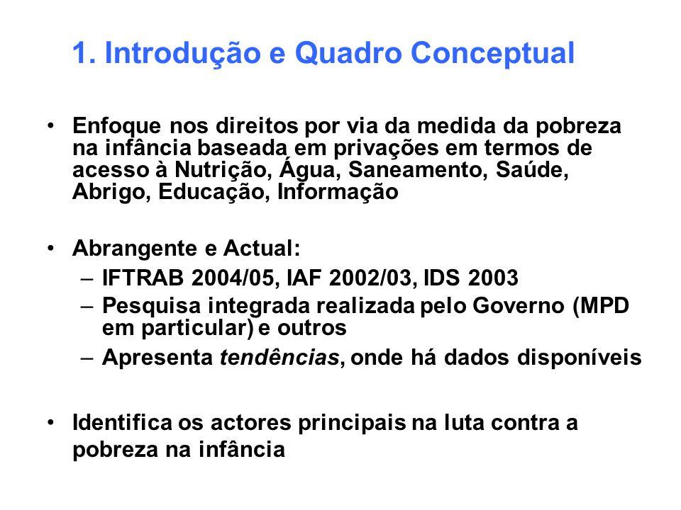 1. Introdução e Quadro Conceptual