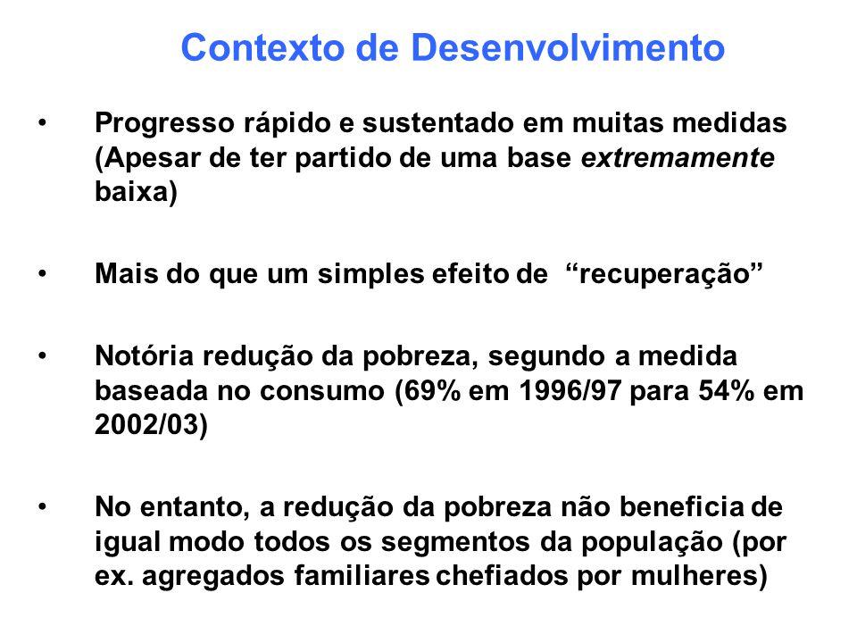 Contexto de Desenvolvimento