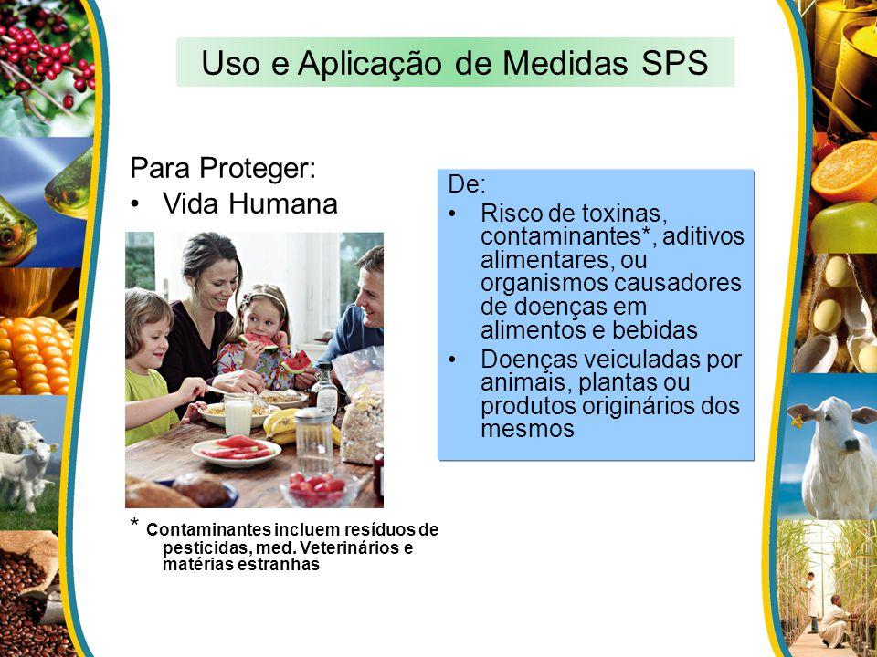 Uso e Aplicação de Medidas SPS