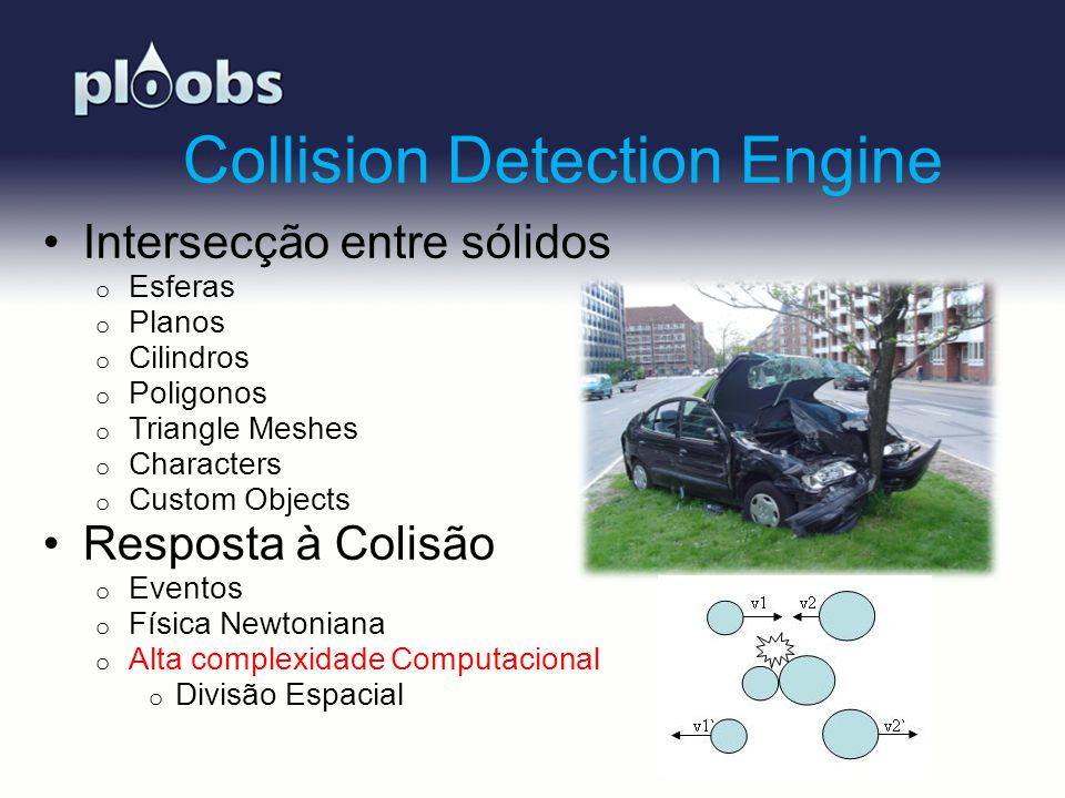 Collision Detection Engine