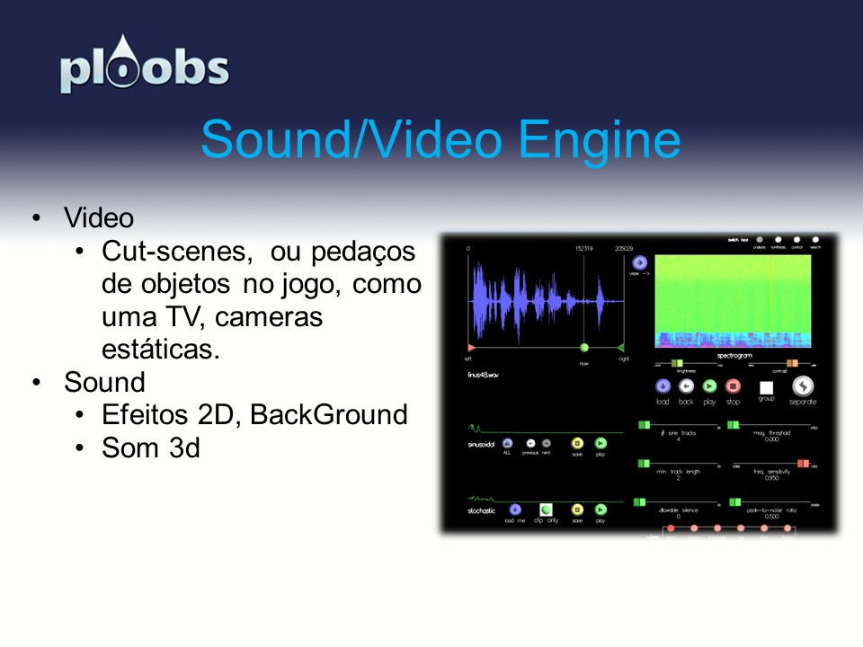 Sound/Video Engine Video