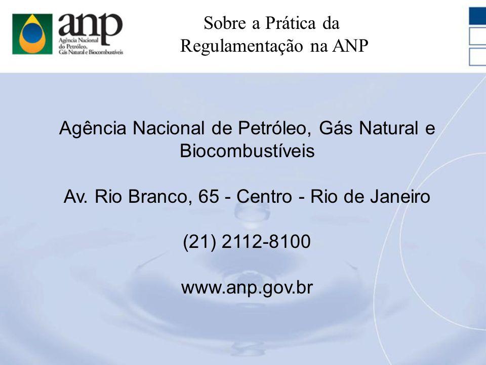 Agência Nacional de Petróleo, Gás Natural e Biocombustíveis