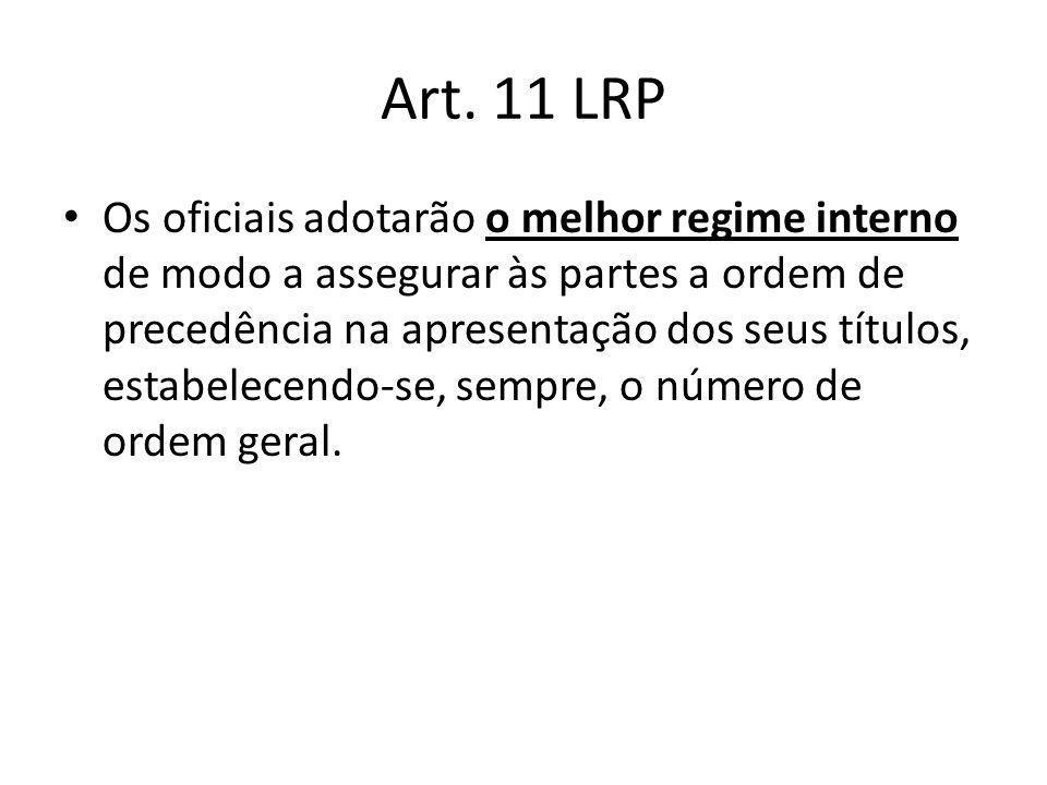 Art. 11 LRP