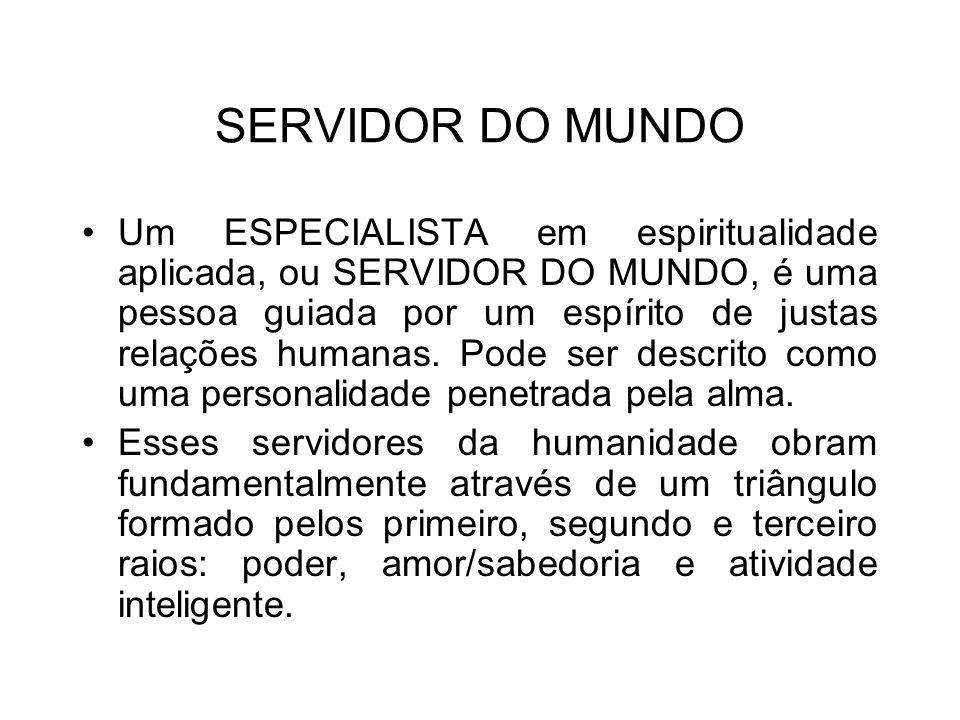 SERVIDOR DO MUNDO