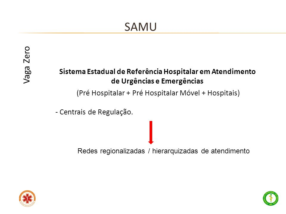 (Pré Hospitalar + Pré Hospitalar Móvel + Hospitais)