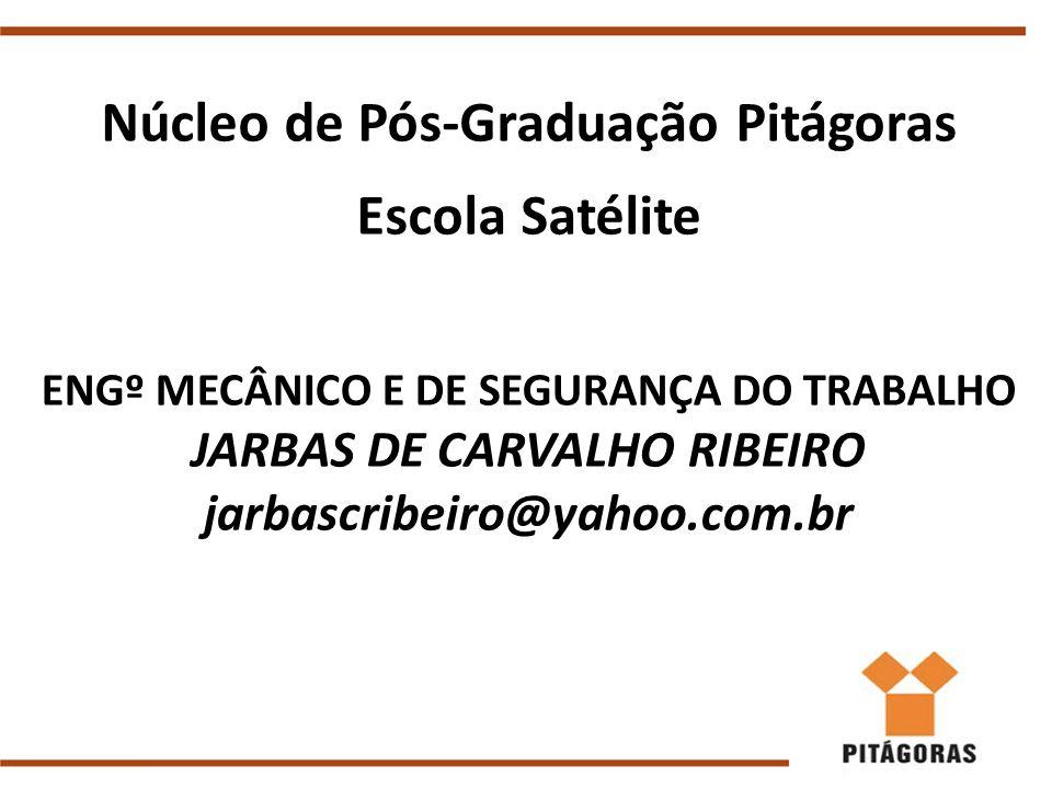 Núcleo de Pós-Graduação Pitágoras Escola Satélite