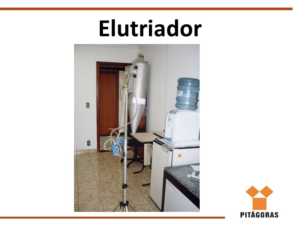 Elutriador