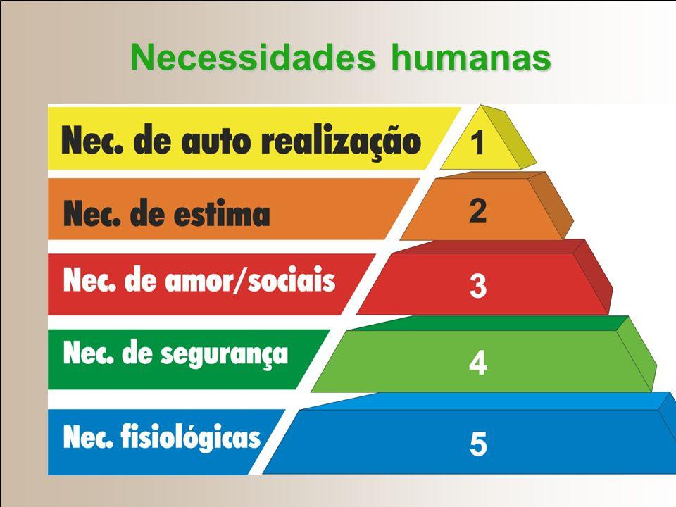 Necessidades humanas 2 3 3 3
