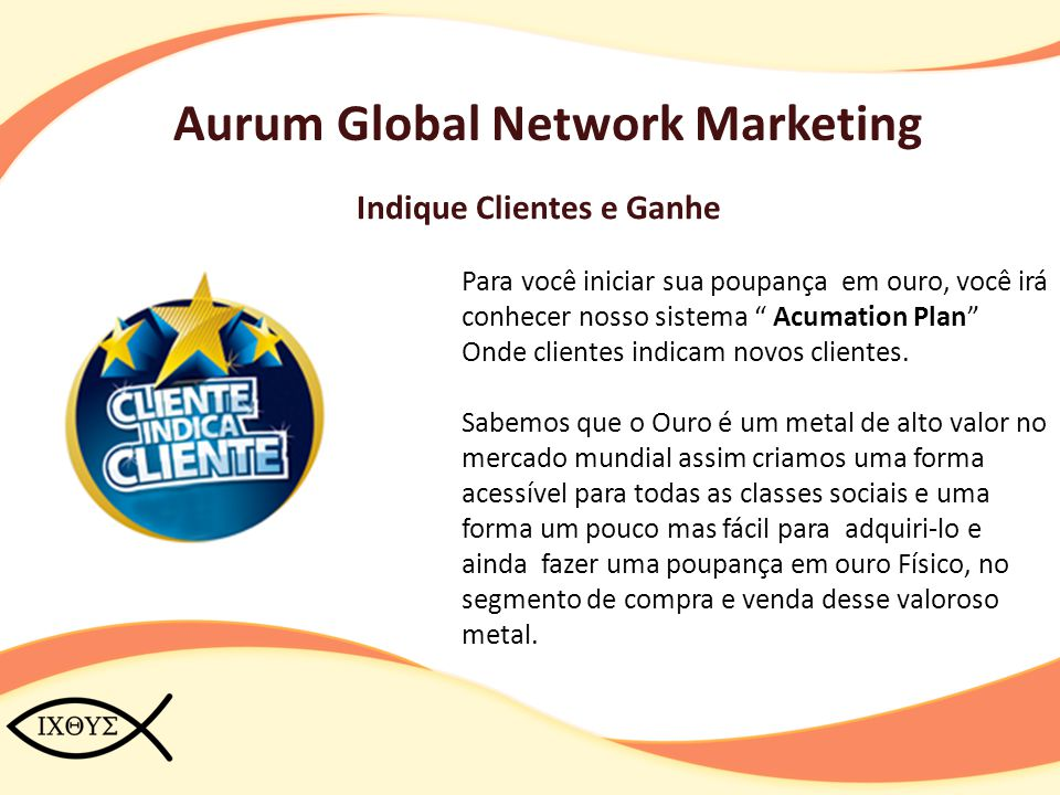 Aurum Global Network Marketing