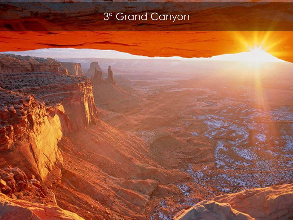 3º Grand Canyon