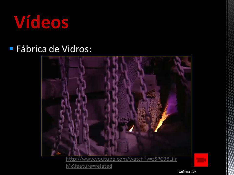 Vídeos Fábrica de Vidros: