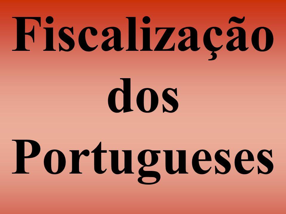 Fiscalização dos Portugueses