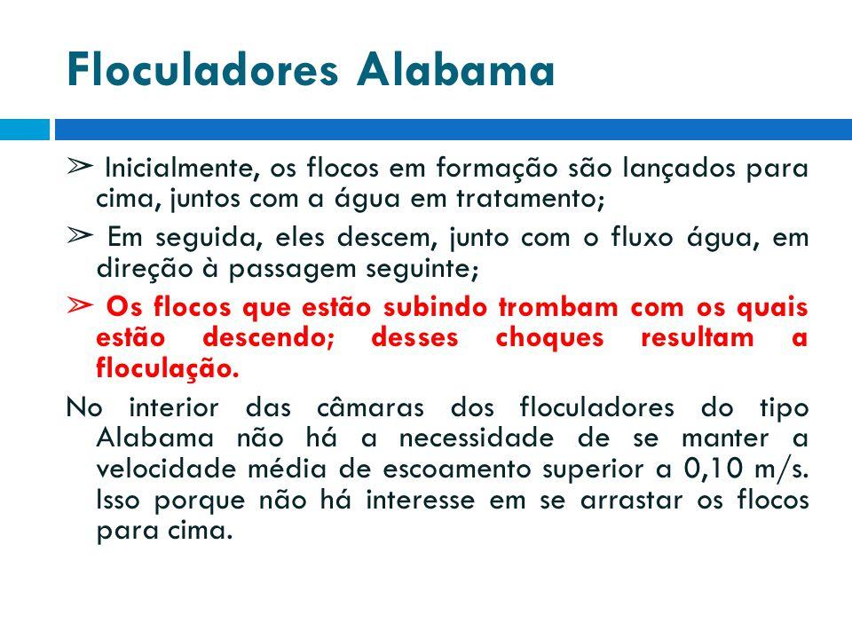 Floculadores Alabama