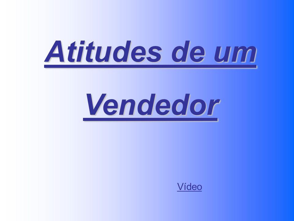 Atitudes de um Vendedor