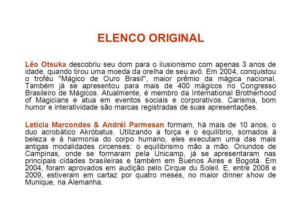 ELENCO ORIGINAL