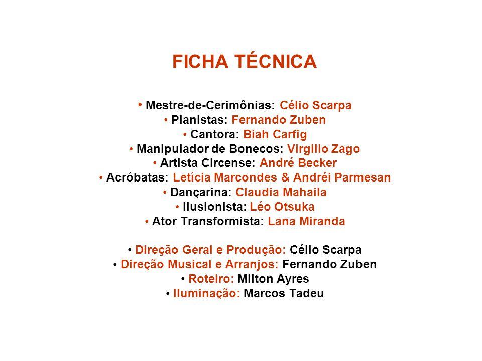 Acróbatas: Letícia Marcondes & Andréi Parmesan