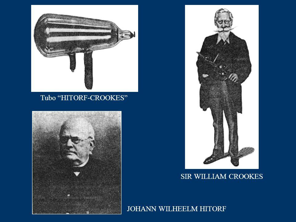 Tubo HITORF-CROOKES