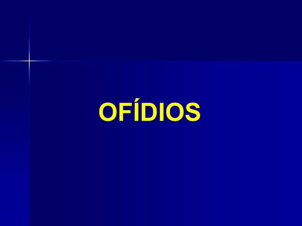 OFÍDIOS