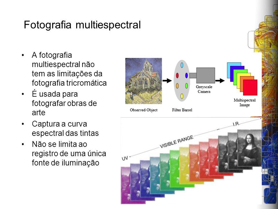 Fotografia multiespectral