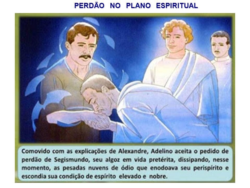 PERDÃO NO PLANO ESPIRITUAL