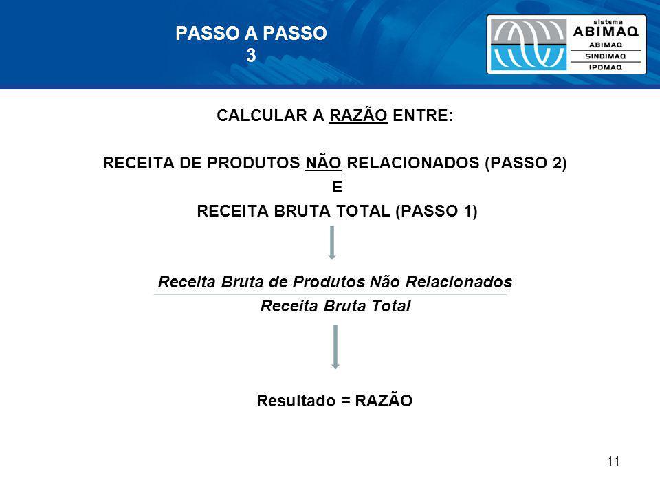 PASSO A PASSO 3