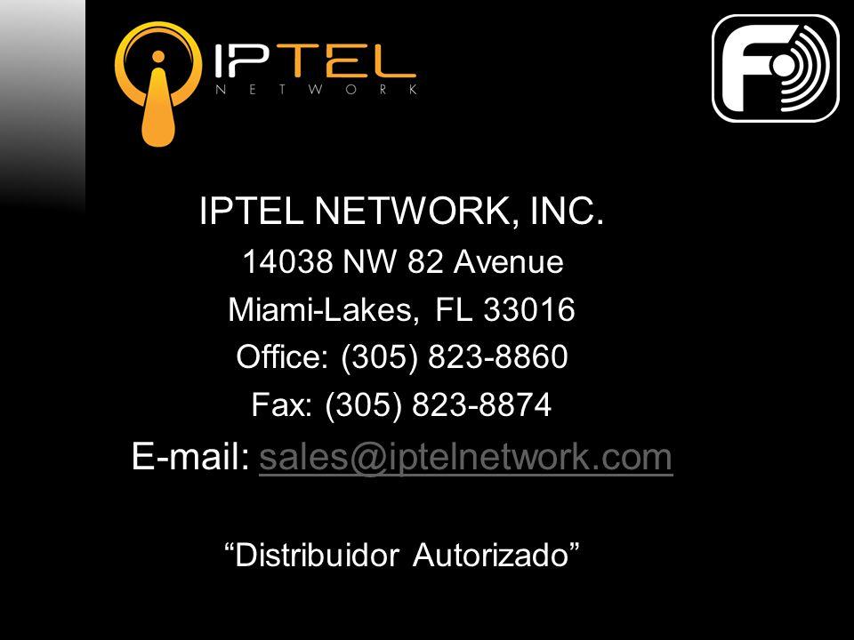 E-mail: sales@iptelnetwork.com