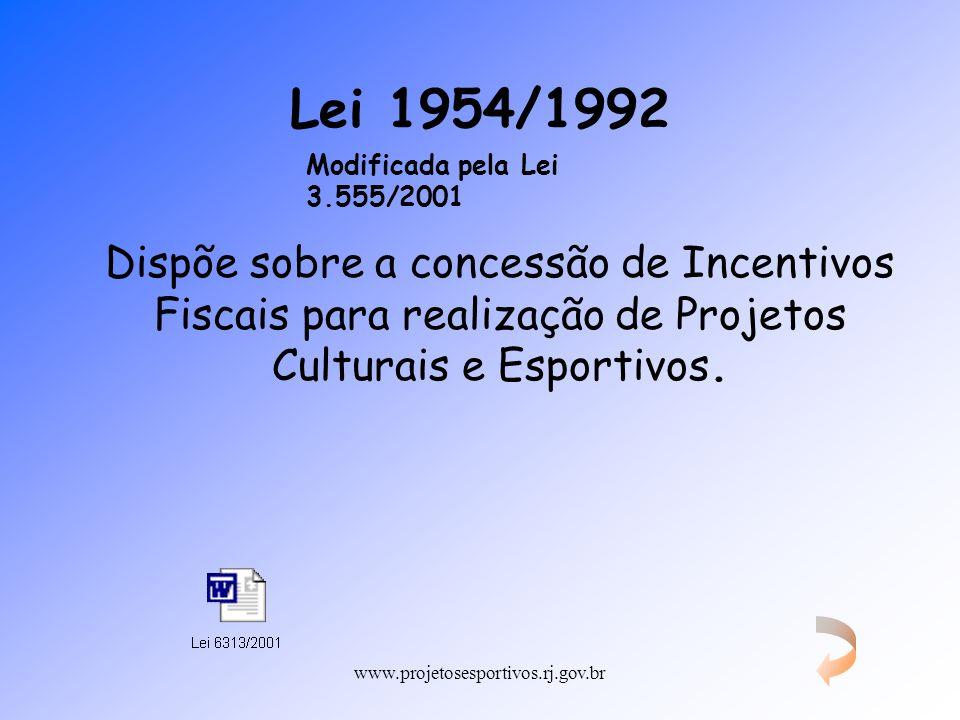 RESOLUÇÃO SEF Nº 6.313 DE 30 DE MAIO DE 2001