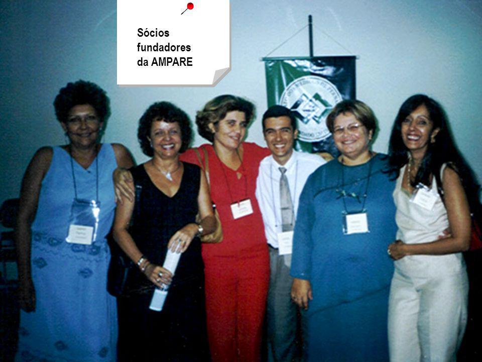Sócios fundadores da AMPARE